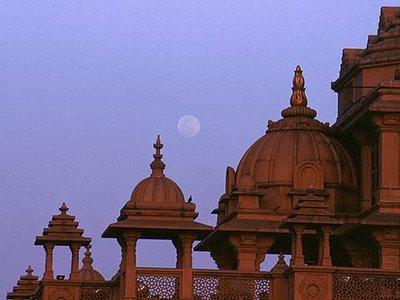Aksha Dham in Delhi