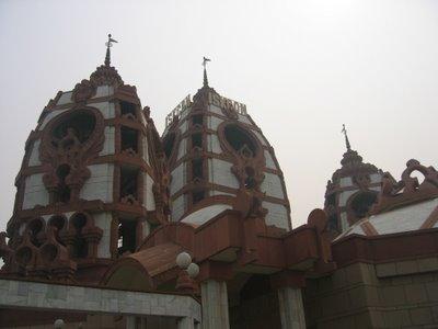 Radha Partha-Sarathi Mandir in Delhi