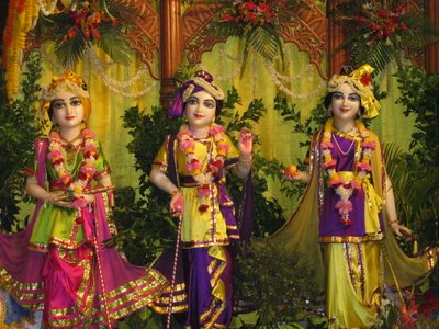 The Gopis on Gopastami