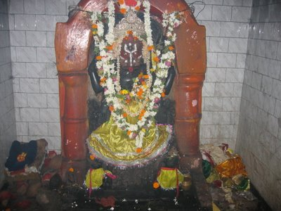 Nrsimhadeva Temple near Gundica Mandir