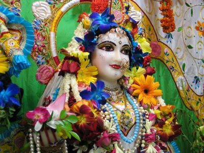 Most Merciful Radharani